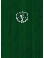Блокнот Top Business Awards - линованный (зеленое дерево)