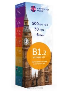 Карточки для изучения английского языка English Student Intermediate B1.2 книга купить