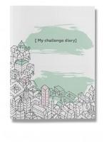 My Challenge Diary. Ежедневник-книга